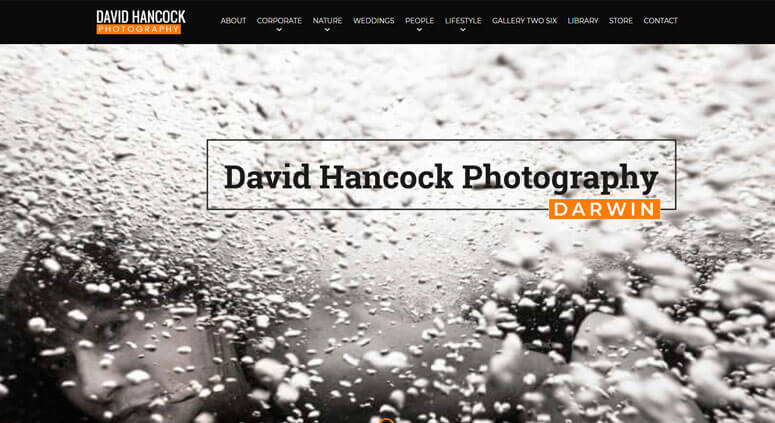 Client: David Hancock Photography