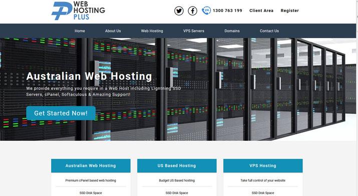 Client: Web Hosting Plus